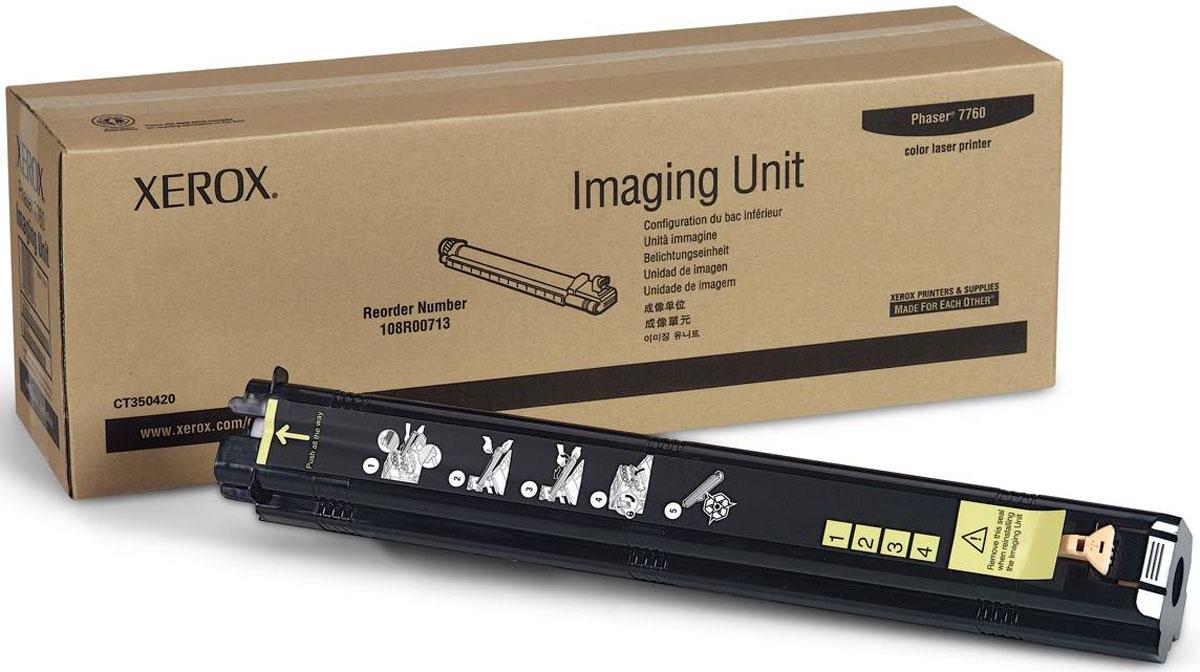 Xerox 108R00713, Black фотобарабан для Xerox Phaser 7760