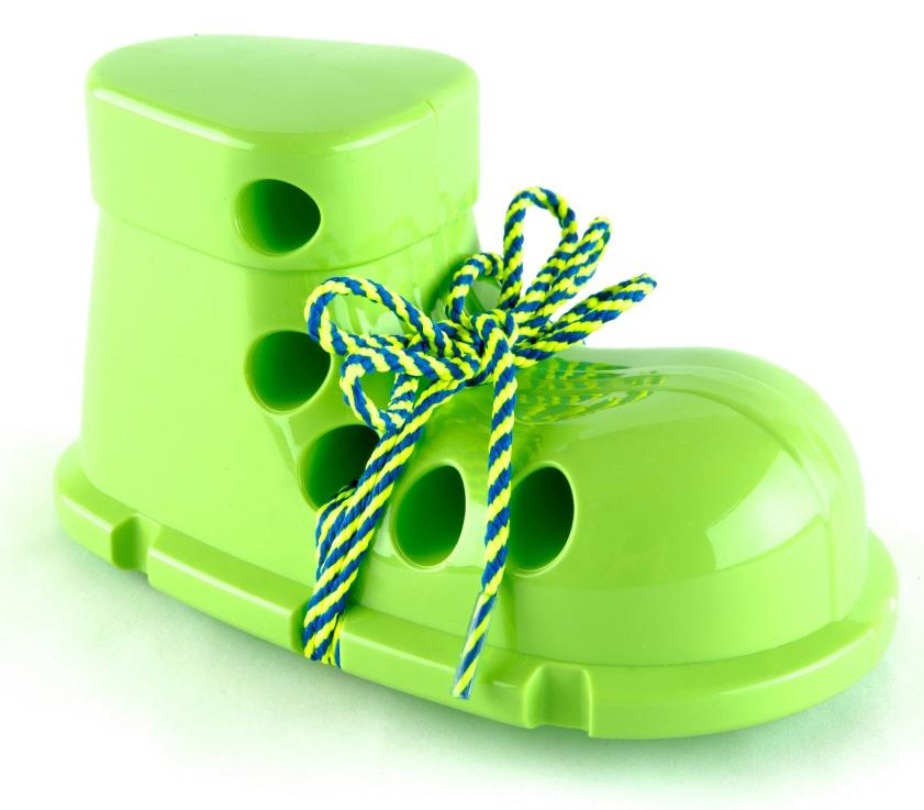 Пластмастер Игра-шнуровка Ботинок пластмастер игра шнуровка для малышей кусочек сыра цвет розовый