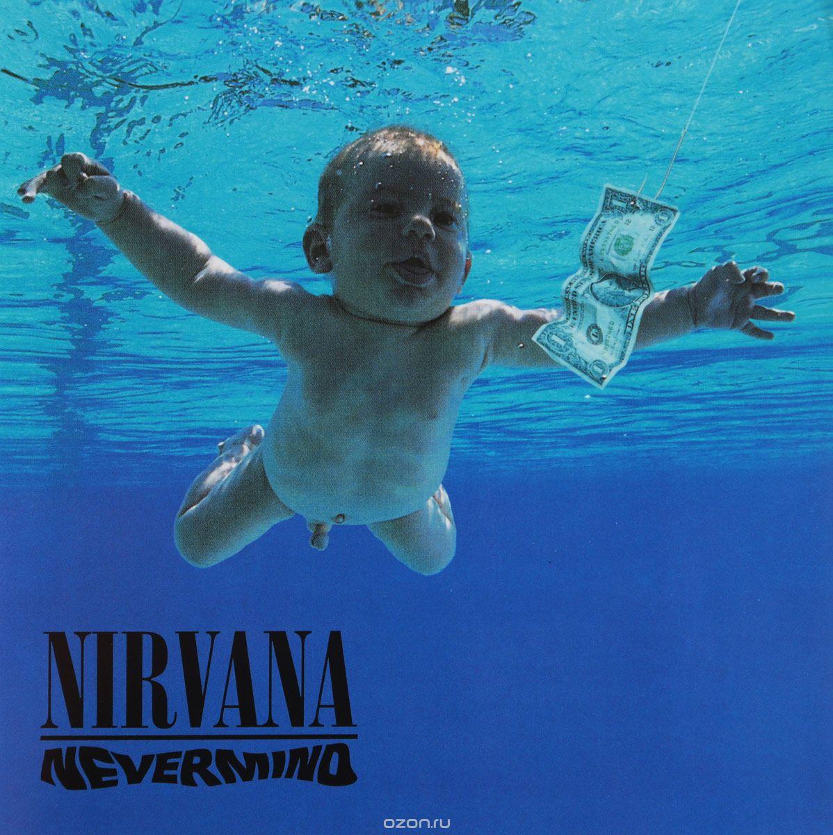 Nirvana. Nevermind (LP)