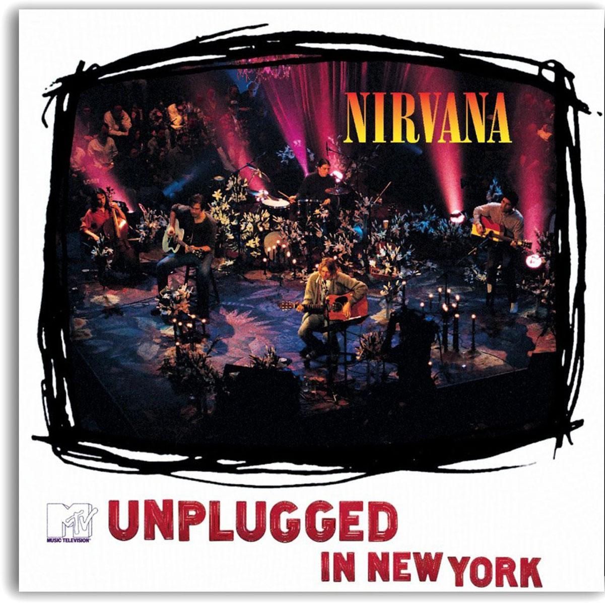 Nirvana Nirvana. MTV Unplugged In New York. Live (LP) nirvana nirvana live at the paramount 2 lp