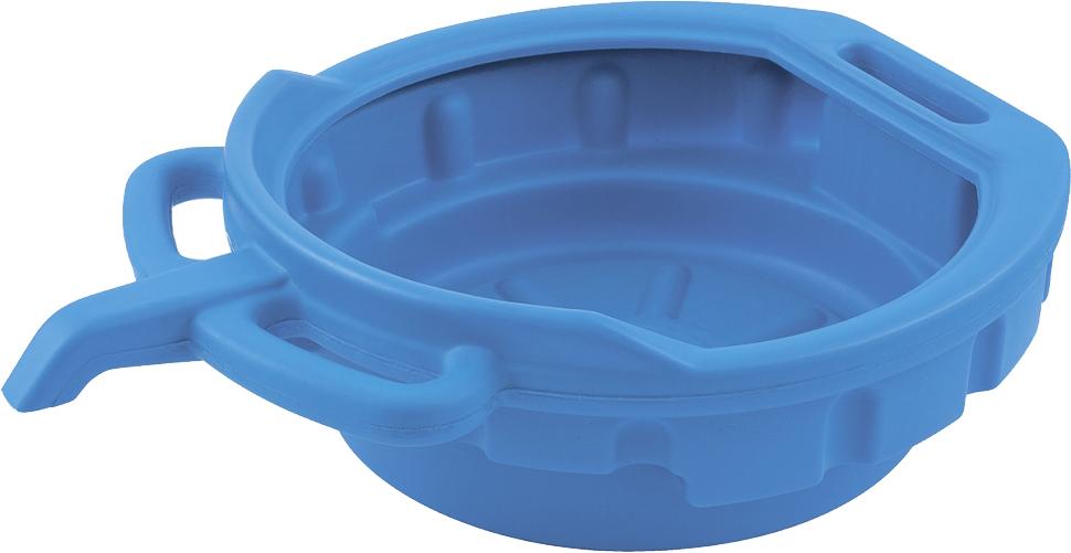 Поддон для сбора масла Stels, цвет: синий, 8 л56704Открытый поддон емкостью 8 литров предназначен для слива масла, топлива и технических жидкостей из агрегатов автомобиля. Изготовлен из масло- и бензостойкого пластика. Рекомендуем!