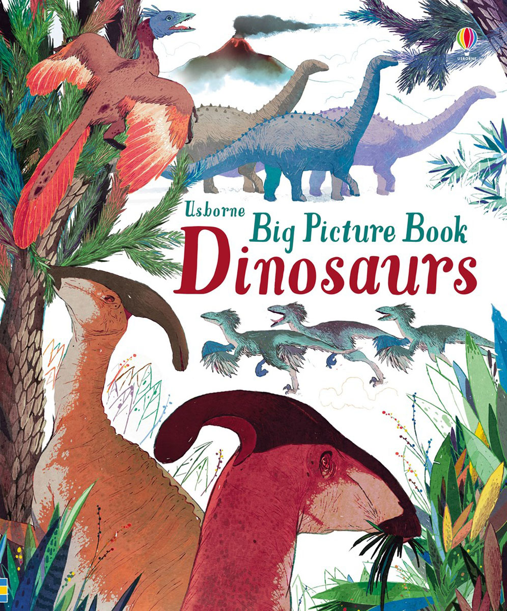 Big Picture Book Dinosaurs abc dinosaurs board book