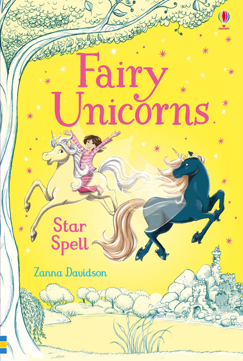 Fairy Unicorns Star Spell shadow and evil in fairy tales