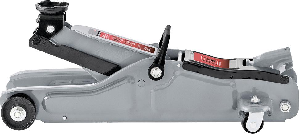 Домкрат Matrix Low Profile, гидравлический подкатной, 2 т, высота подъема 8,5-33 см. 51019