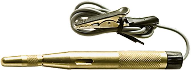 Пробник автомобильный Sparta, 6-24 В, 110 мм пробник курс 56540 автомобильный пластиковый 6 24v