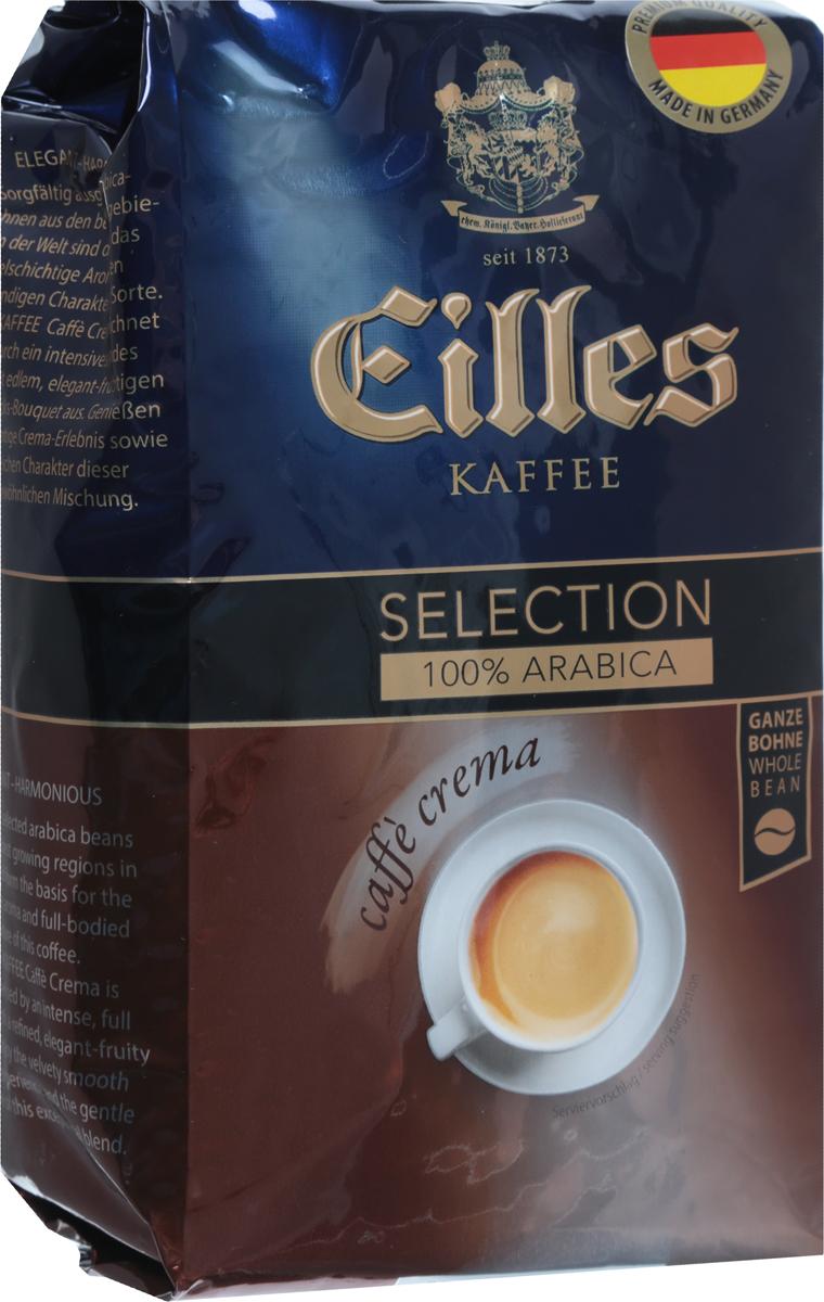 J.J. Darboven Eilles Caffe Crema кофе в зернах, 500 г eilles gourmet cafe crema кофе в зернах 1000 г