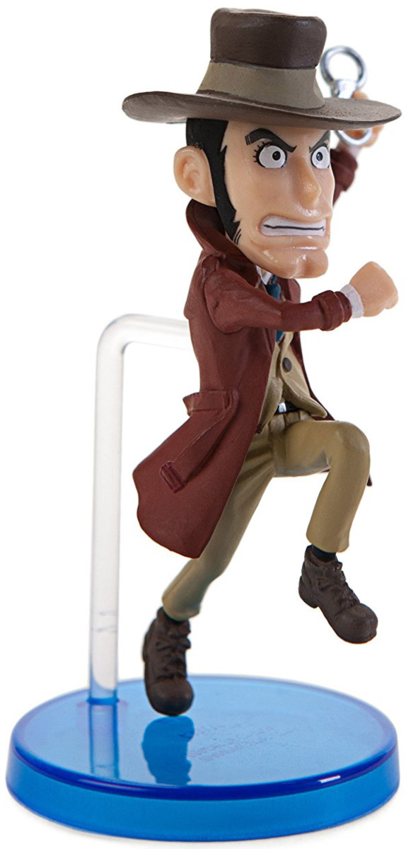 Bandai Фигурка Lupin The Third WCF Collection 1 Inspector Zenigata bandai фигурка kantai collection the four seasons of chinjufu naval base akizuki
