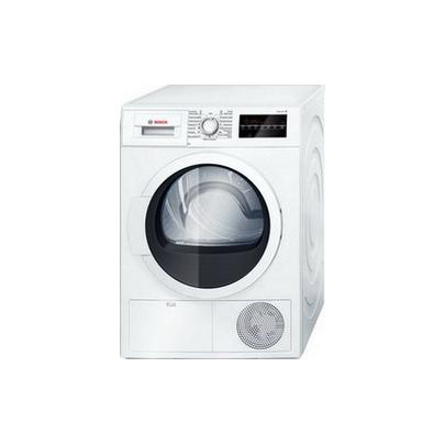 Сушильный аппарат Bosch WTG 86400OE, белый