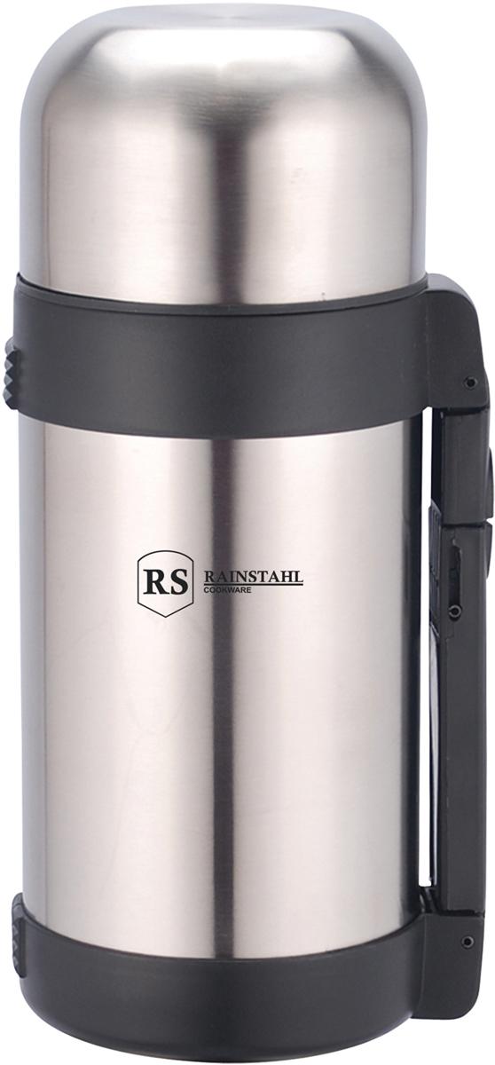 Термос Rainstahl, цвет: стальной, 1,8 л. 7731-18RS\TH