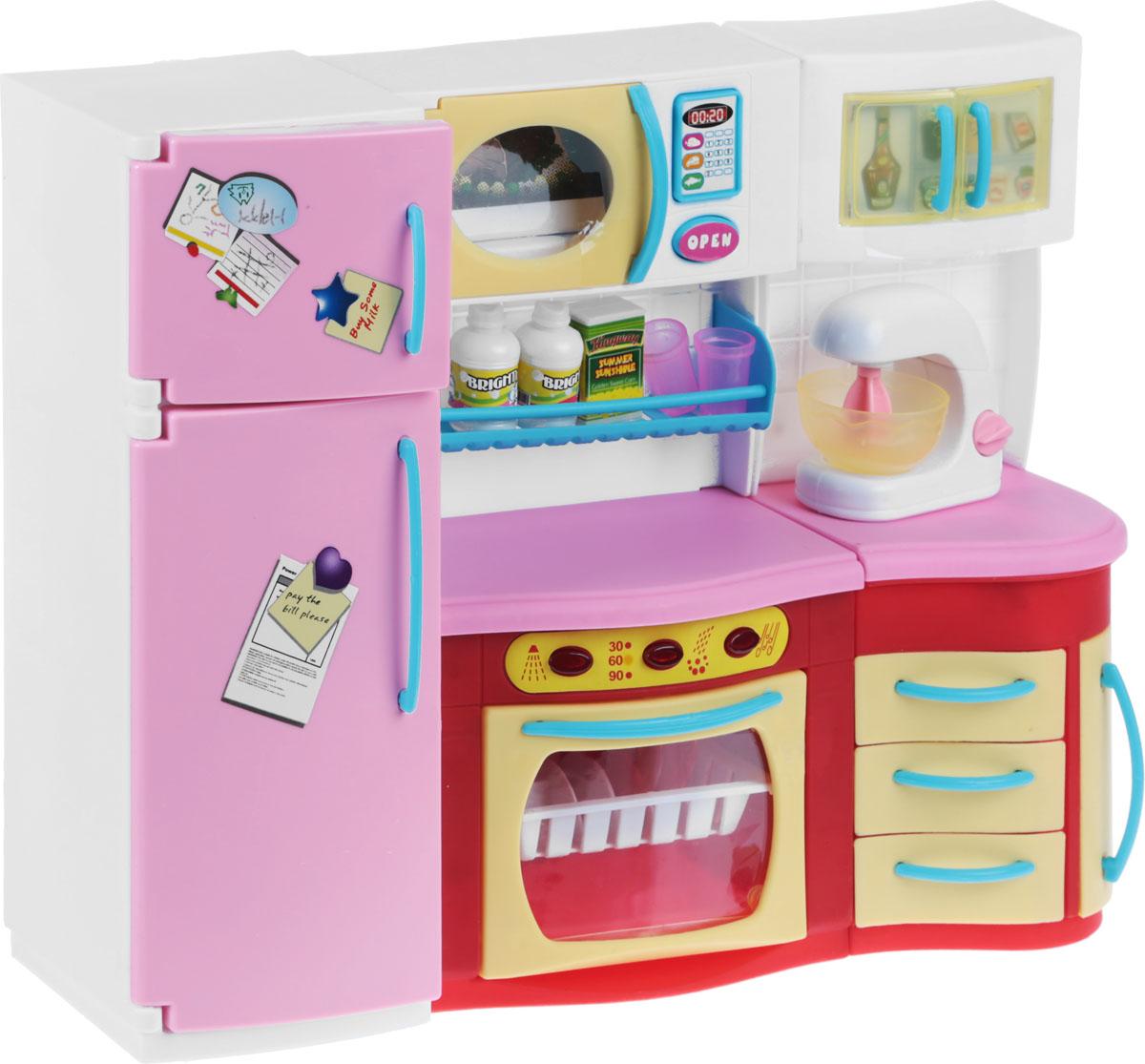 DollyToy Мебель для кукол Мини-кухня