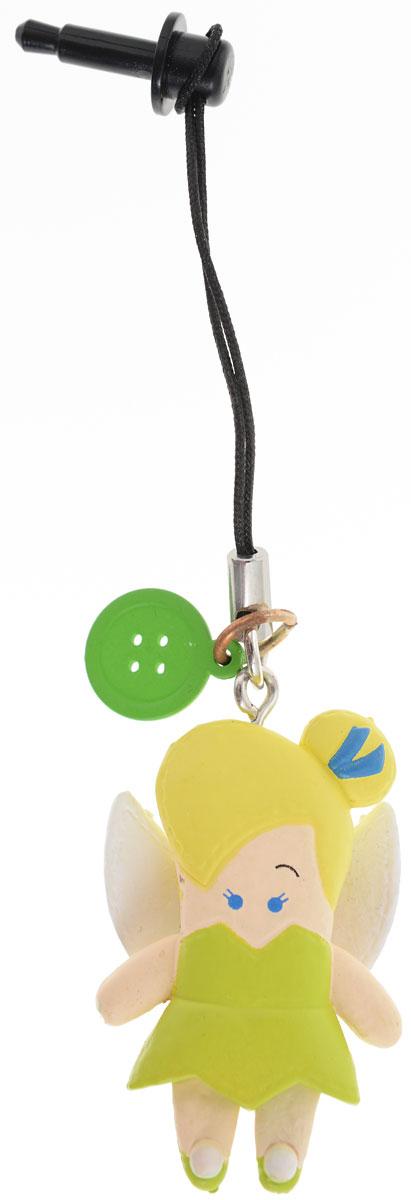 Tomy Брелок для мобильного телефона Друзья Disney Фея игрушка для ванной tomy водный дракон то72356