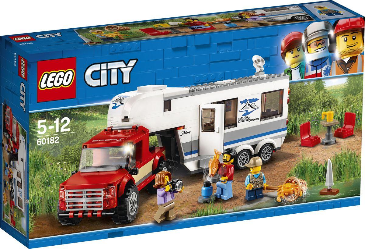 LEGO City Great Vehicles 60182 Дом на колесах Конструктор