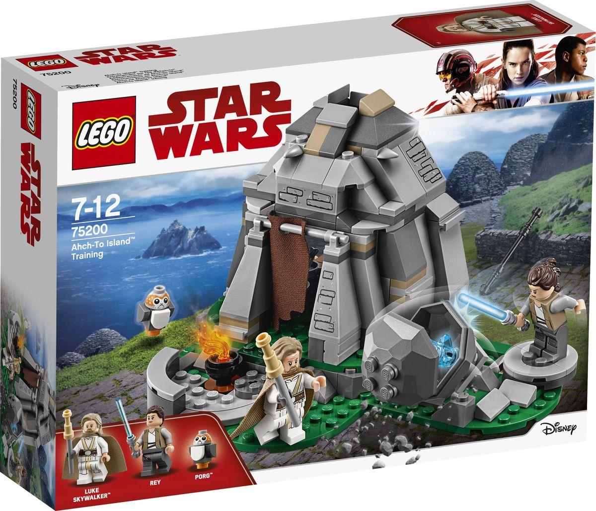 LEGO Star Wars 75200 Тренировки на островах Эч-То Конструктор