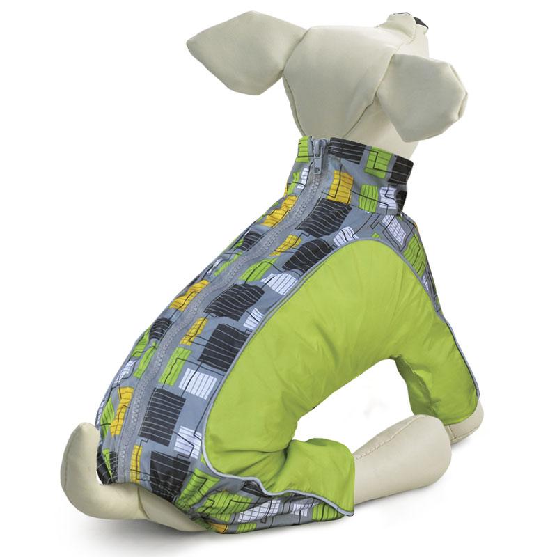 Фото - Комбинезон для собак Gamma Спорт, демисезонный, унисекс. Размер L демисезонный комбинезон