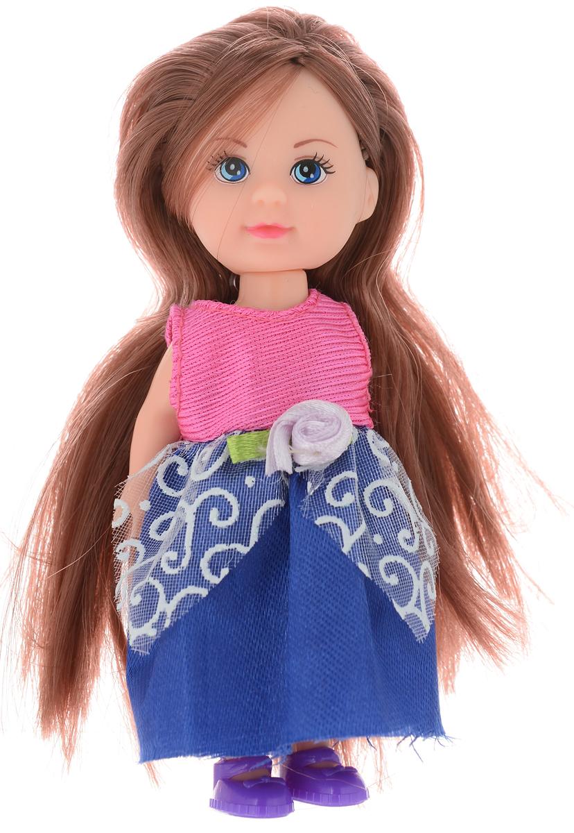 Mary Poppins Кукла Мегги Принцесса цвет розовый синий mary poppins mary poppins кукла мягконабивная моя первая кукла бекки принцесса