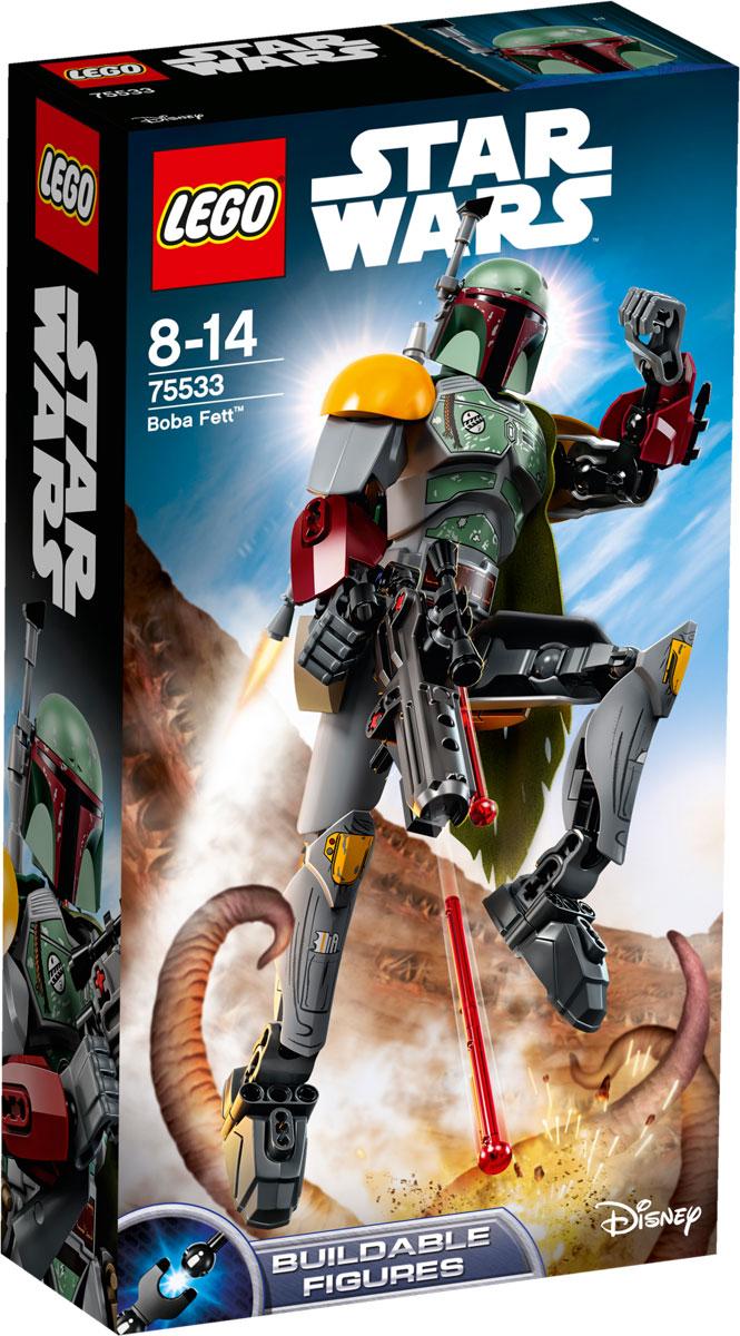 цена на LEGO Star Wars Constraction 75533 Боба Фетт Конструктор