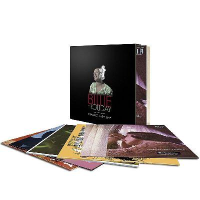 лучшая цена Билли Холидей Billie Holiday. Classic Lady Day (5 LP)