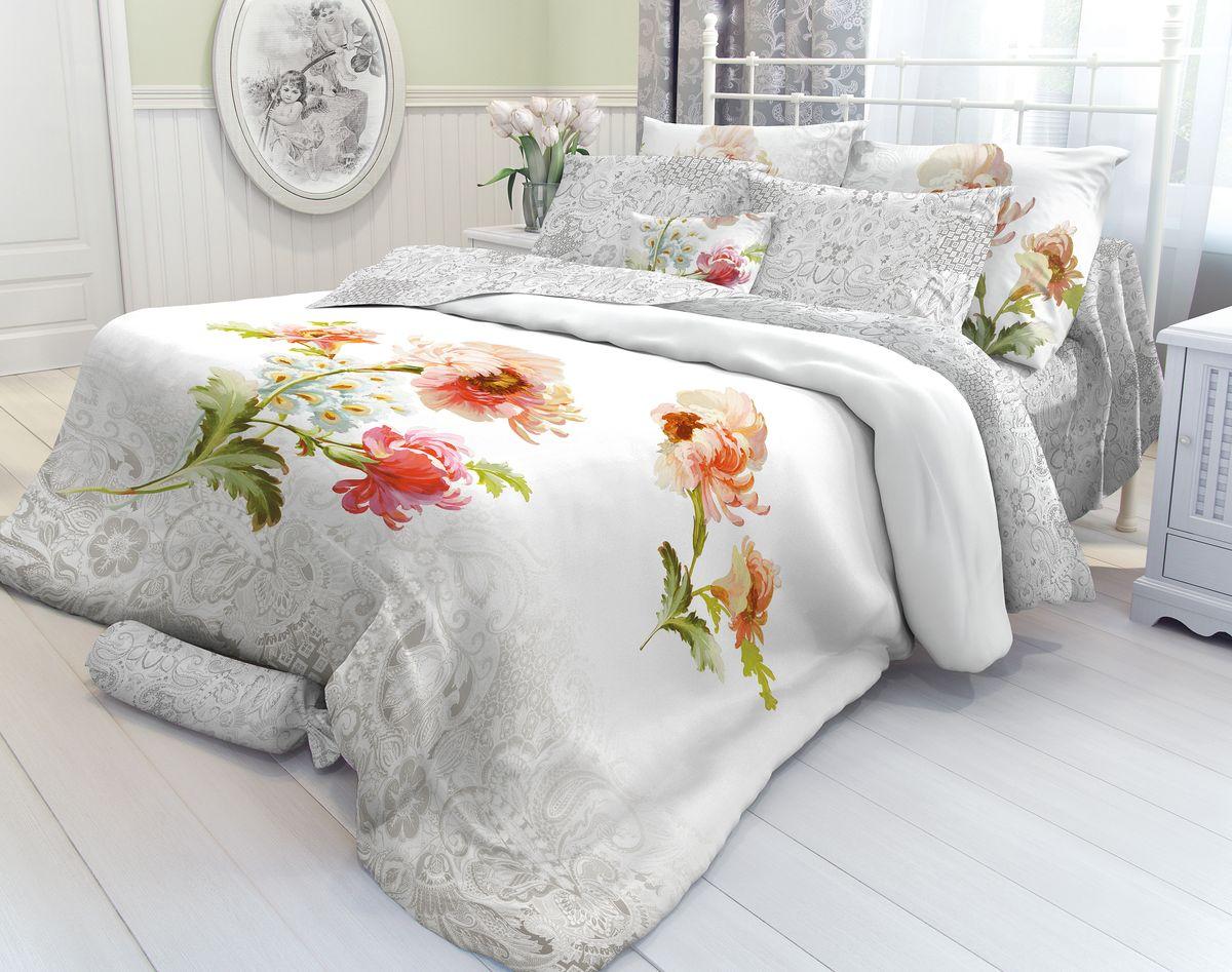"""Комплект белья Verossa """"Romance"""", 1,5-спальный, наволочки 70х70. 710549"""