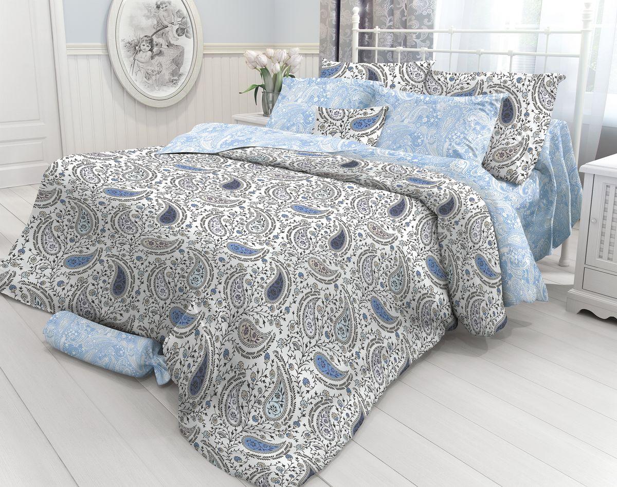 """Комплект белья Verossa """"Orient paisley"""", 1,5-спальный, наволочки 70х70. 717591"""