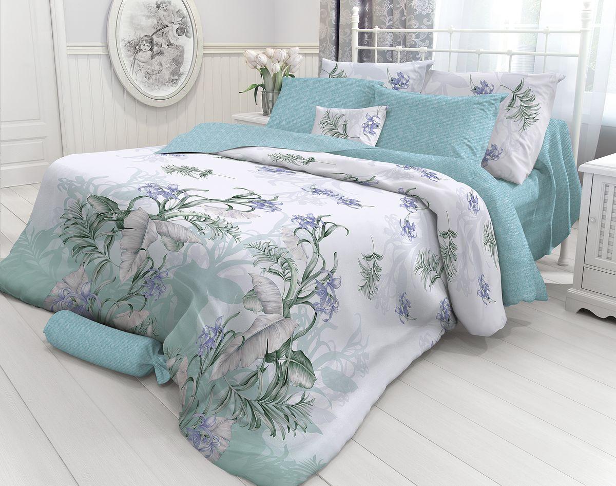 """Комплект белья Verossa """"Branch"""", 1,5-спальный, наволочки 50х70"""