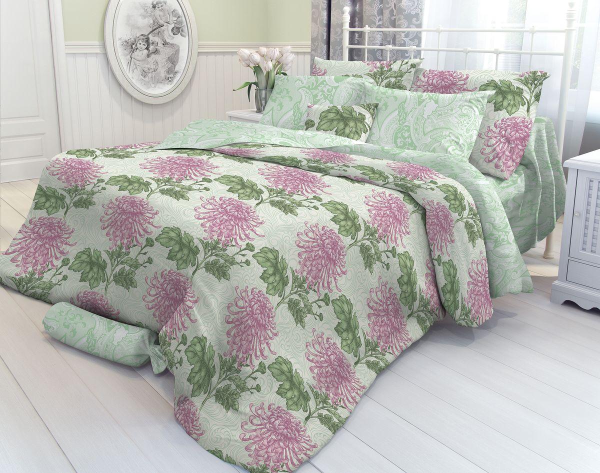 Комплект белья Verossa Weed, 2-спальный, наволочки 50х70. 707456 комплект белья verossa 2 спальный наволочки 50х70 см цвет шоколадный