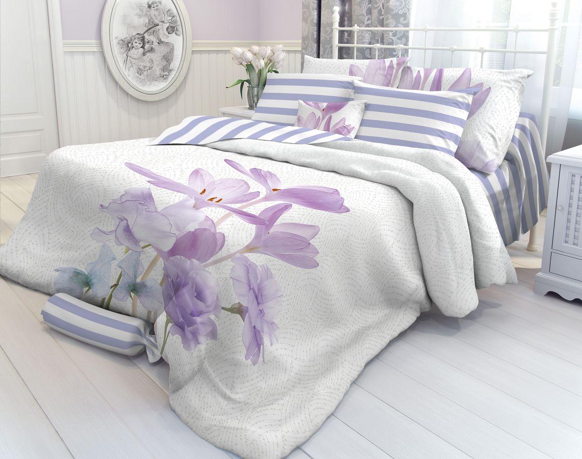 Комплект белья Verossa Delis, 2-спальный, наволочки 50х70 комплект белья verossa 2 спальный наволочки 50х70 см цвет шоколадный