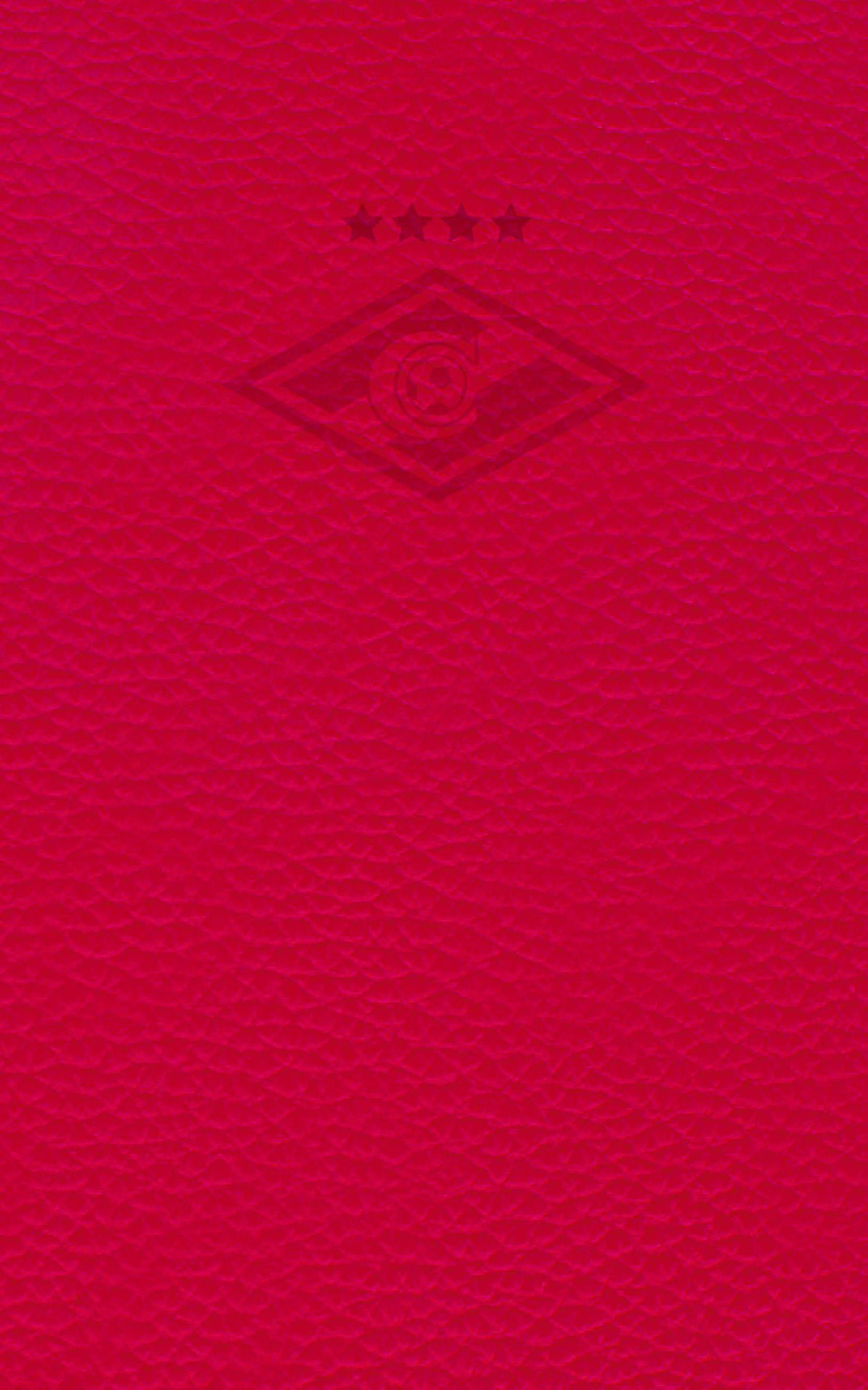 Спартак  КРАСНАЯ КОЖА (блокнот) (твердый переплет, 136x218)