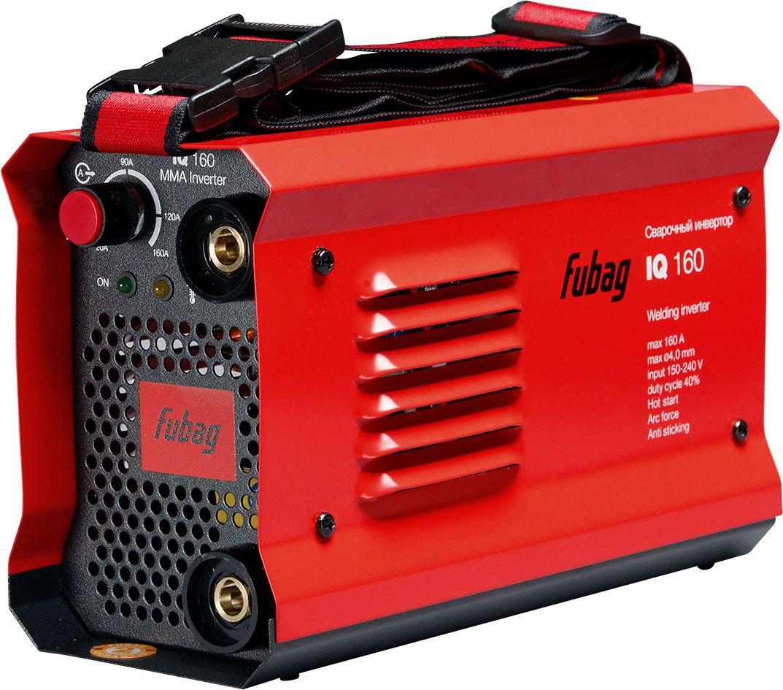 Инвертор сварочный Fubag IQ 160 инвертор сварочный fubag ir 220