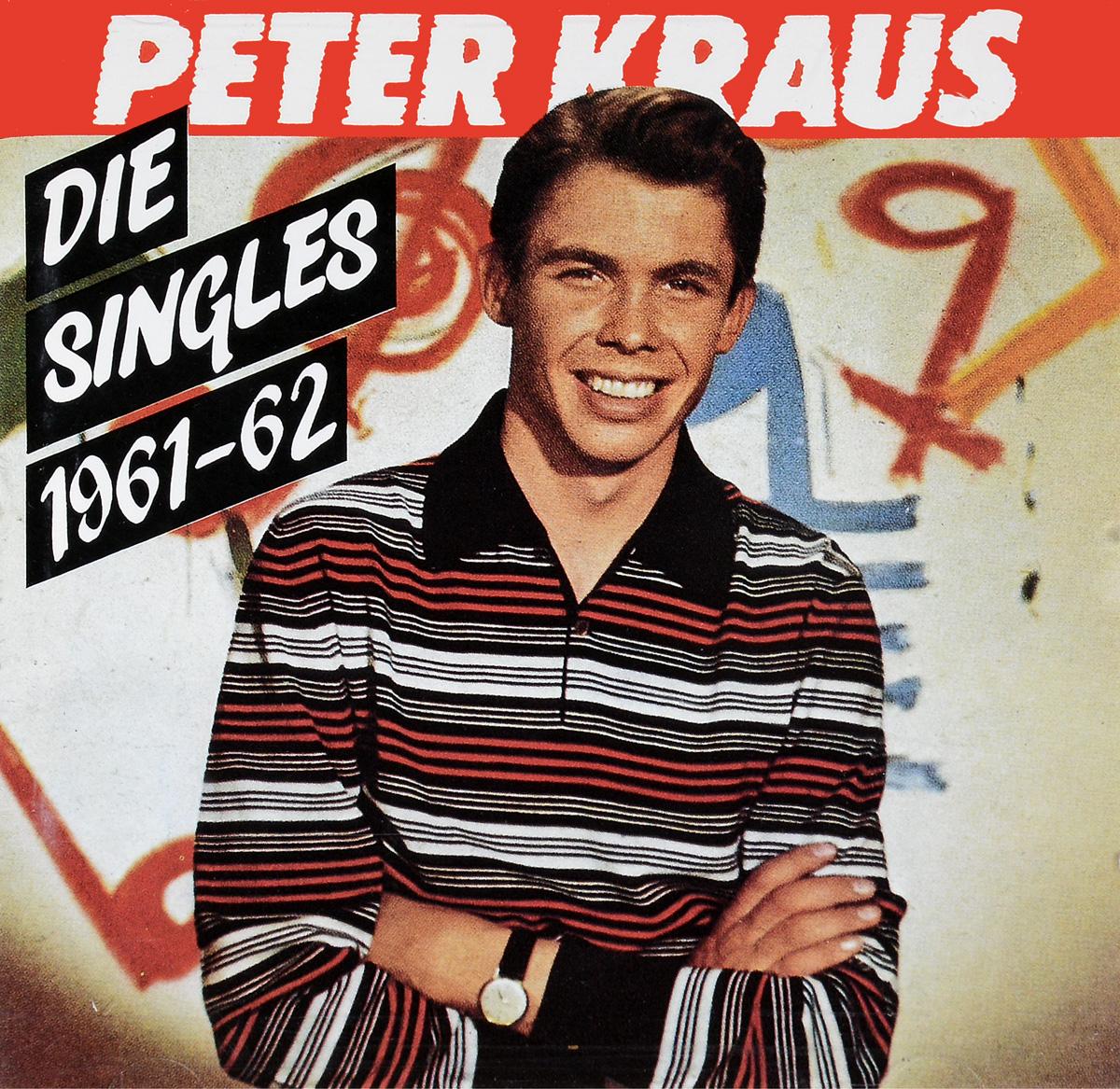 Peter Kraus. Singles 1961-62 (CD)