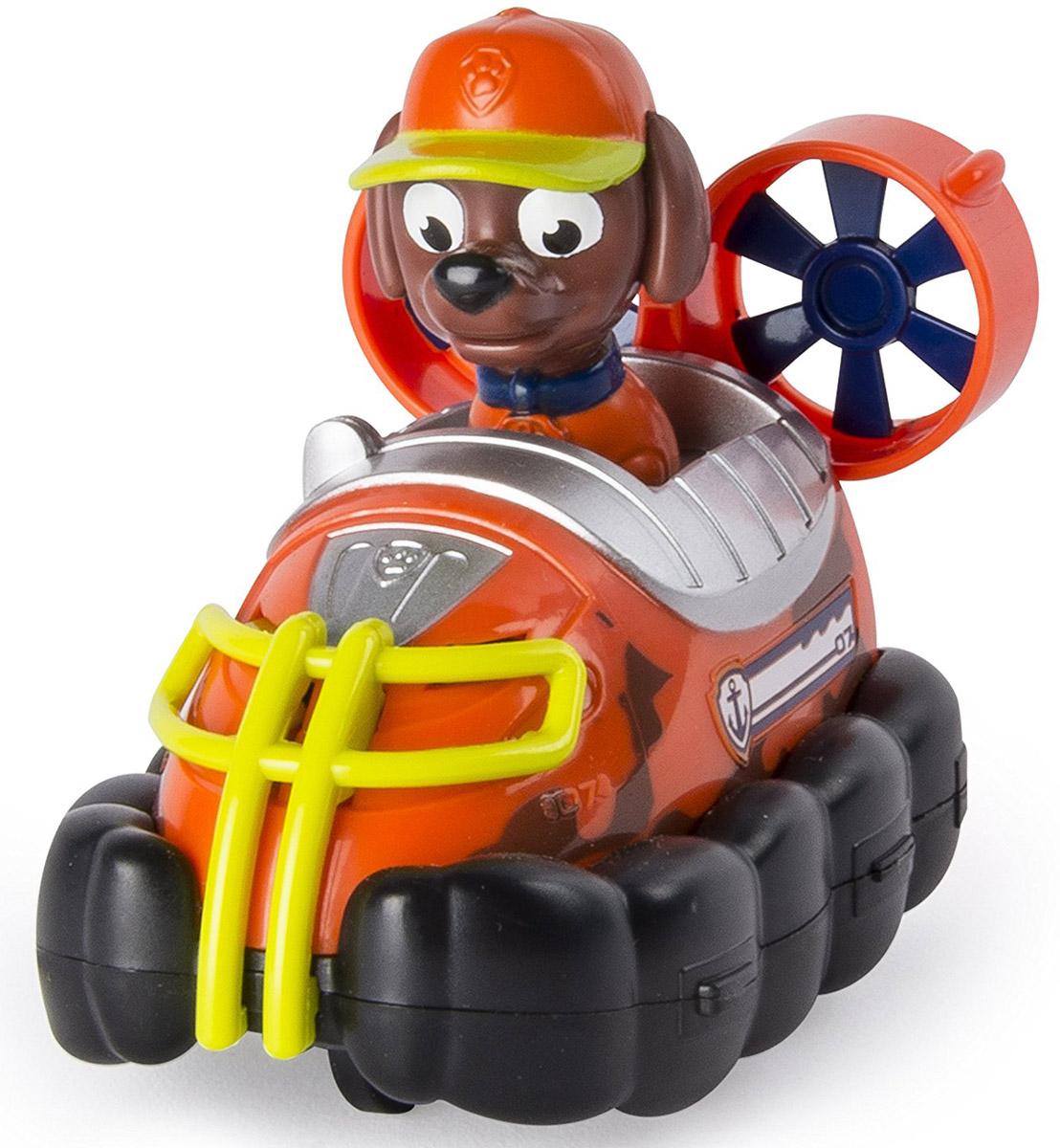Paw Patrol Машинка спасателя Zuma игрушка spin master paw patrol мини машинка спасателя с фигуркой героя 16721