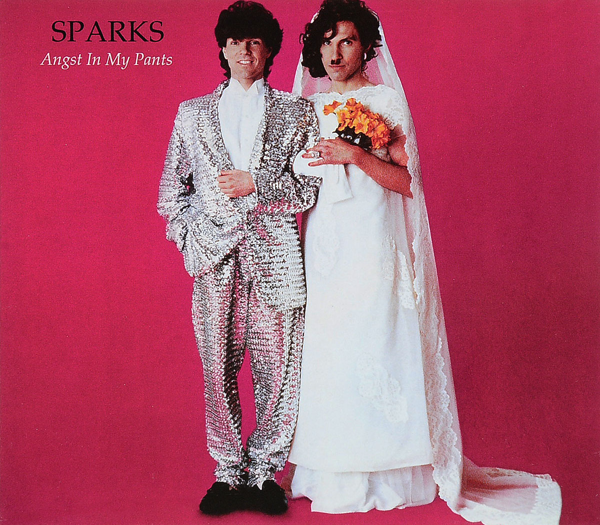 Sparks Sparks. Angst In My Pants sparks sparks indiscreet