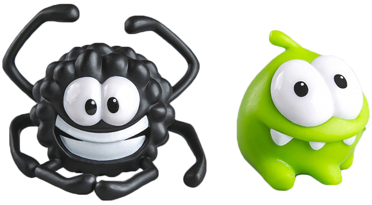 PROSTO toys Cut the Rope Набор фигурок 9 Ам Ням, 2 шт prosto toys cut the rope набор фигурок 6 ам ням 2 шт