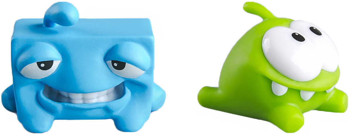 PROSTO toys Cut the Rope Набор фигурок 10 Ам Ням, 2 шт prosto toys cut the rope набор фигурок 6 ам ням 2 шт