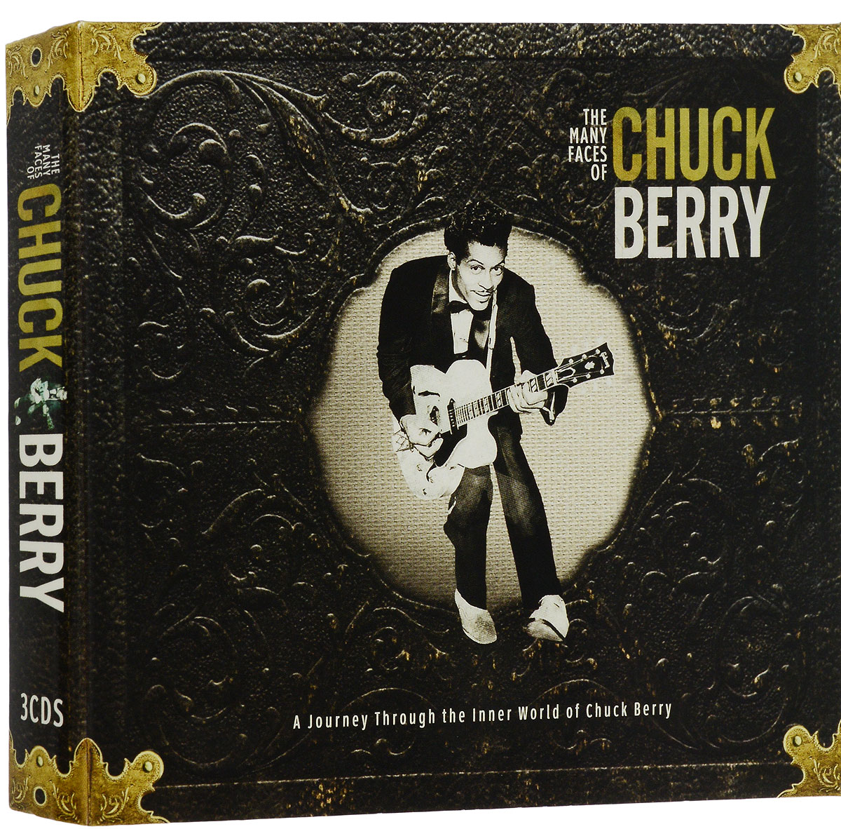 цена на The Many Faces Of Chuck Berry (3 CD)