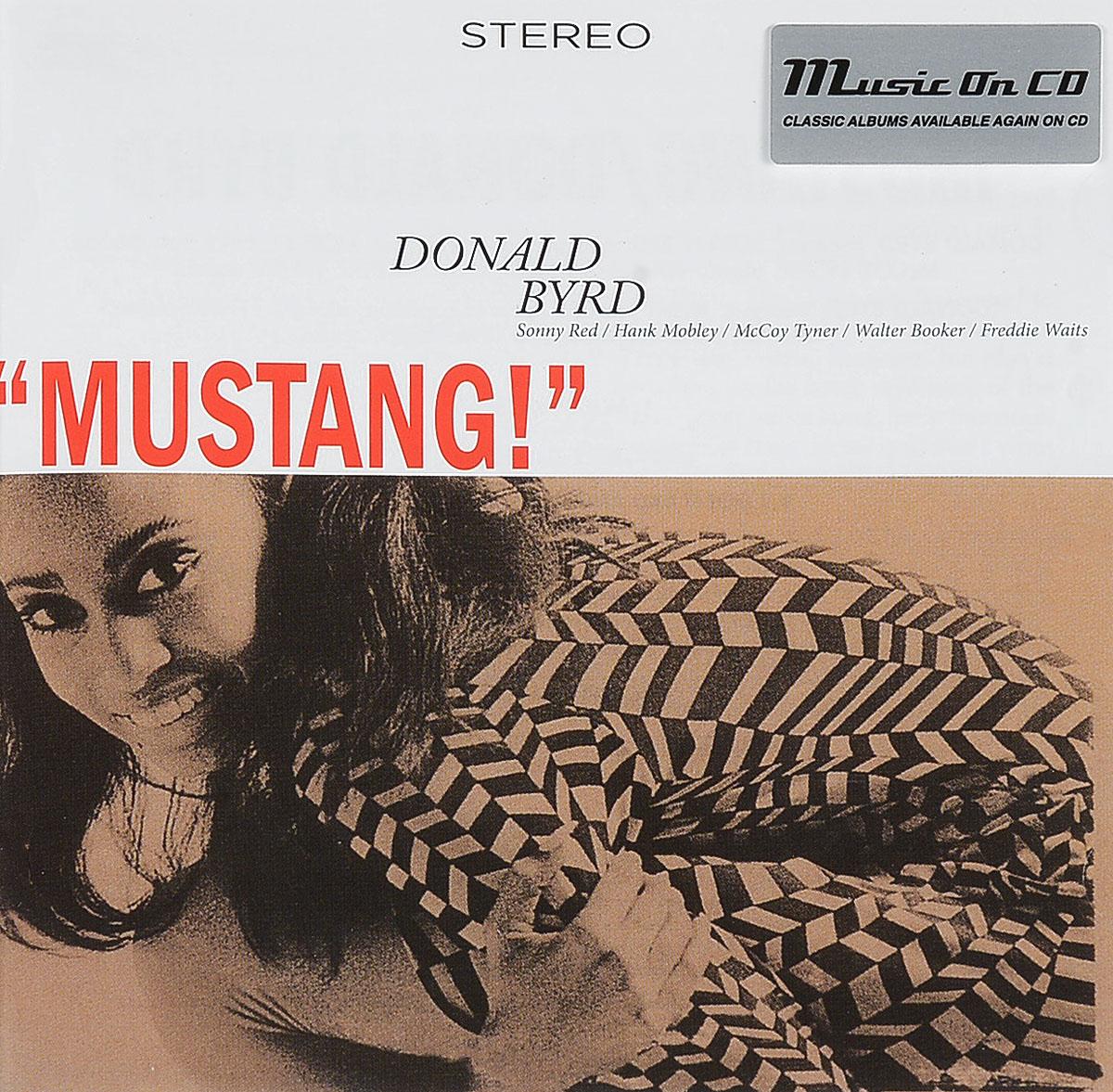 лучшая цена Дональд Берд Donald Byrd. Mustang!