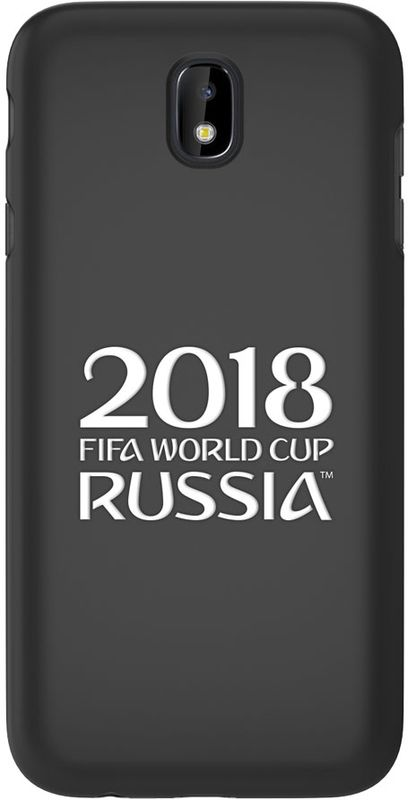 Deppa FIFA Логотип чехол для Samsung Galaxy J7 (2017), Black