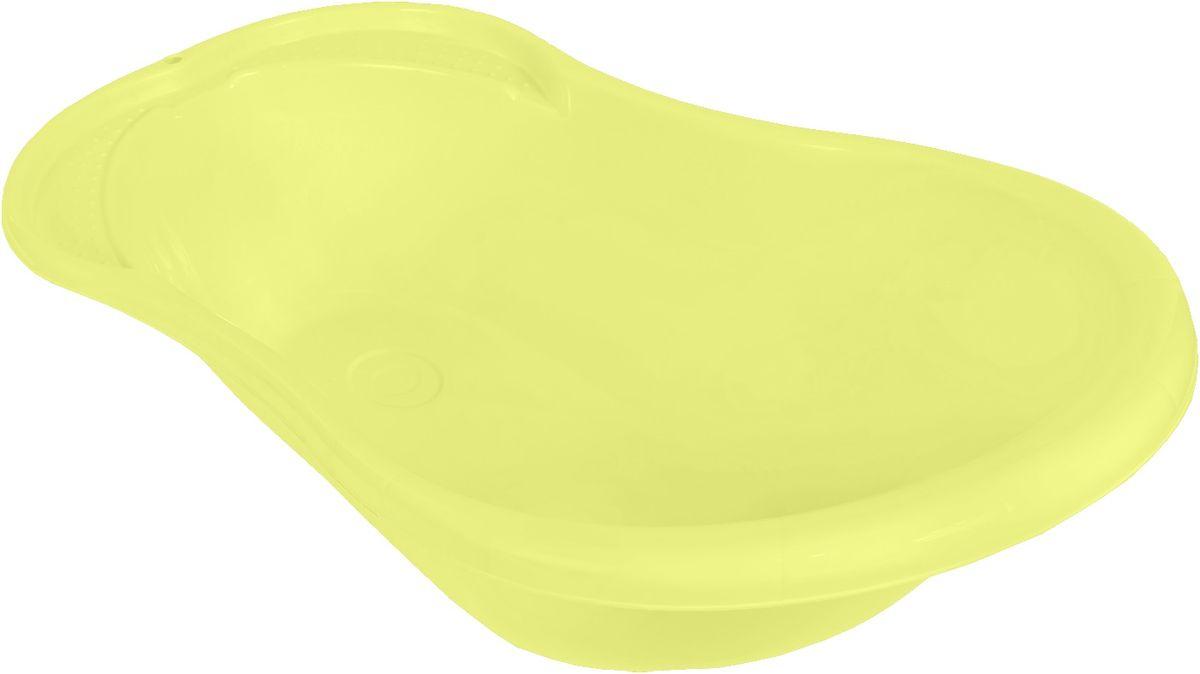 Little Angel Ванна детская Ангел цвет желтый ванночка пластик центр ангел 84см детская с термометром голубой la4102глп 1p