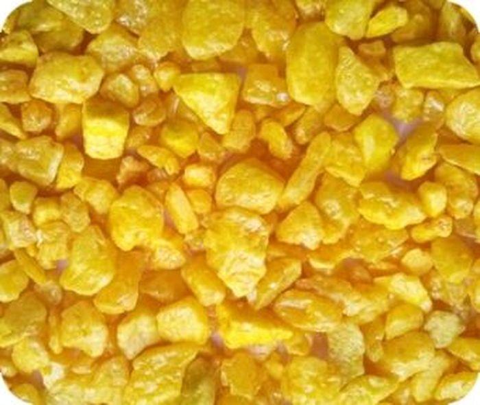 Грунт для аквариума Уют, натуральный, мраморная крошка, цвет: желтый, 5-10 мм, 2 кг грунт для аквариума уют натуральный мраморная крошка цвет желтый 5 10 мм 2 кг