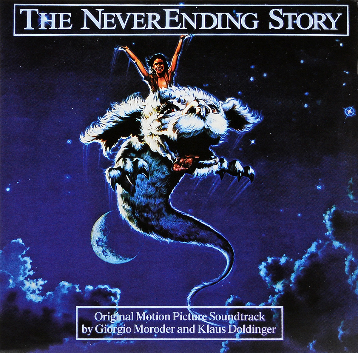 лучшая цена Джорджио Мородер,Клаус Долдинджер Giorgio Moroder, Klaus Doldinger. The Neverending Story OST: Expanded Collector's Edition (CD)