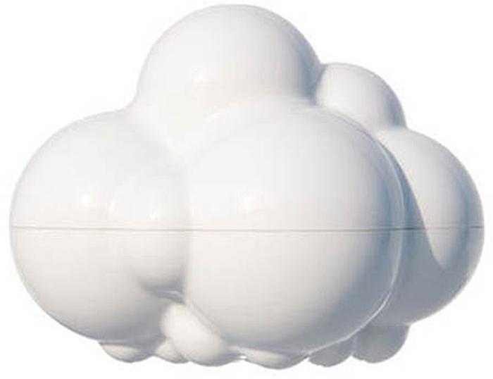 Moluk Игрушка для ванной Плюи Тучка цвет белый moluk развивающая игрушка мокс