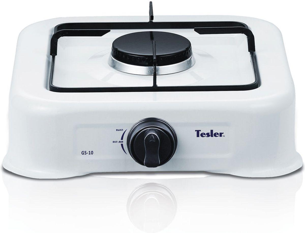 Tesler GS-10, White плита газовая все цены