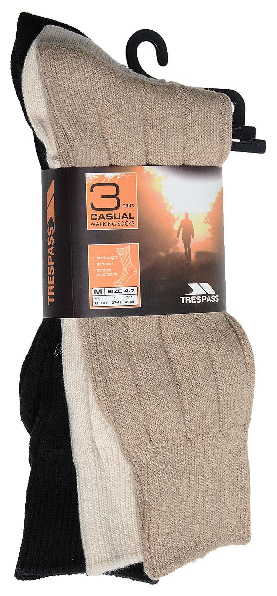 лучшая цена Комплект носков Trespass, 3 шт