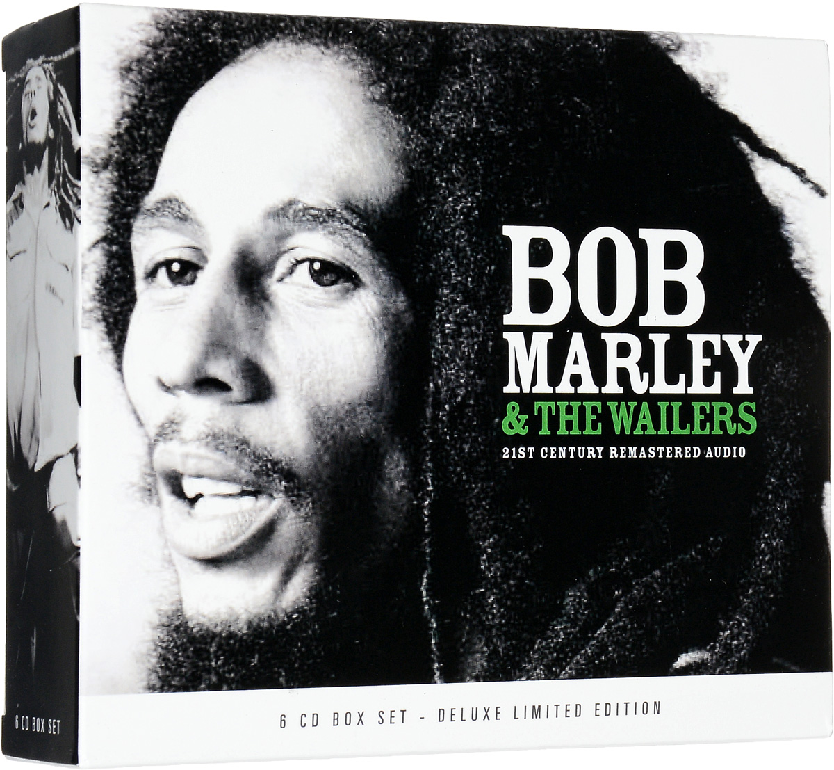 Боб Марли Bob Marley. 21st Century Remastered (6 CD) цены онлайн