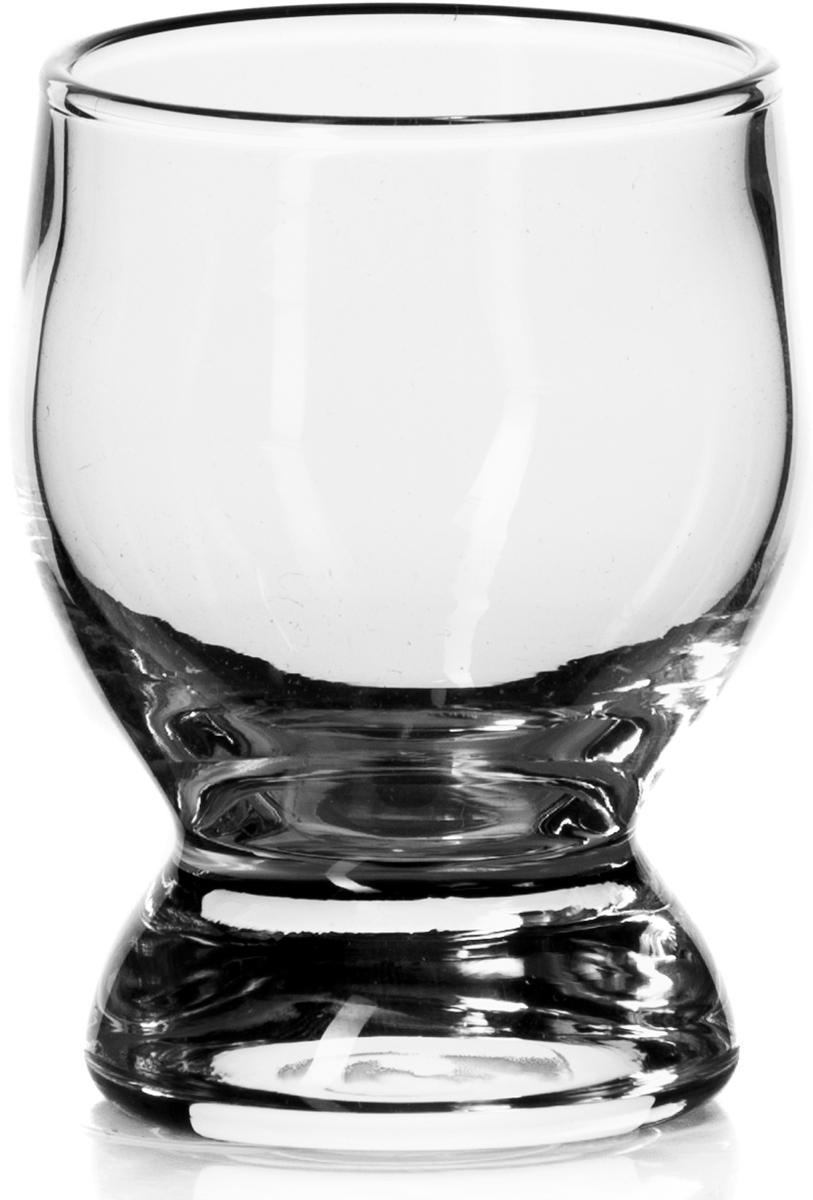 Рюмка Pasabahce Акватик, цвет: прозрачный, 60 мл рюмка бюро находок сними напряжение цвет прозрачный