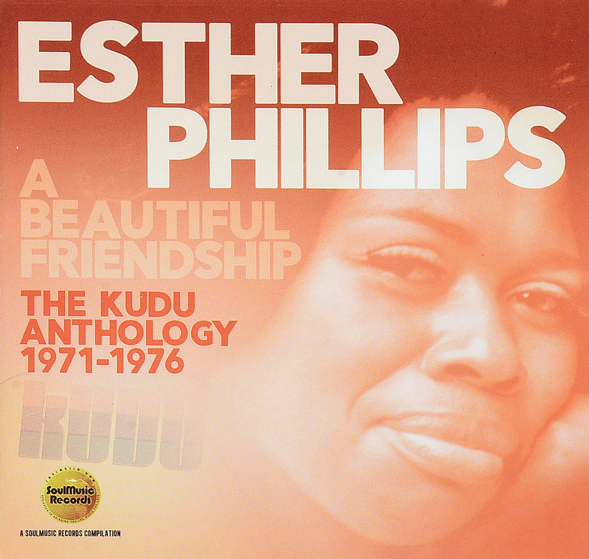лучшая цена Эстер Филлипс Esther Phillips. A Beautiful Friendship: The Kudu Anthology 1971-1976 (2 CD)