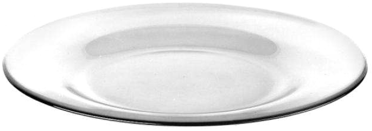 Тарелка Pasabahce Invitation, цвет: прозрачный, диаметр 26 см тарелка pasabahce атлантис цвет прозрачный диаметр 21 см