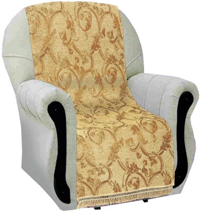 Набор чехлов для дивана и кресел МарТекс Листопад, 3 предмета. 05-0617-3 набор чехлов для дивана и кресел мартекс с карманами 3 предмета 05 0751 3