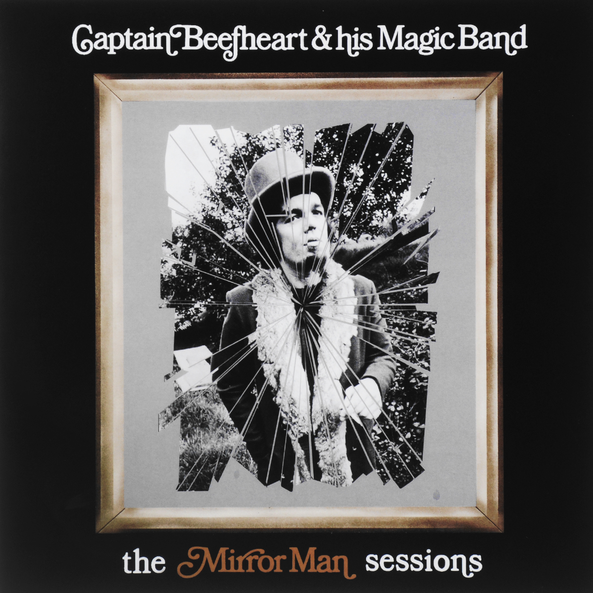 лучшая цена Кэптен Бифхарт Captain Beefheart. Mirror Man Sessions -HQ- 2LP