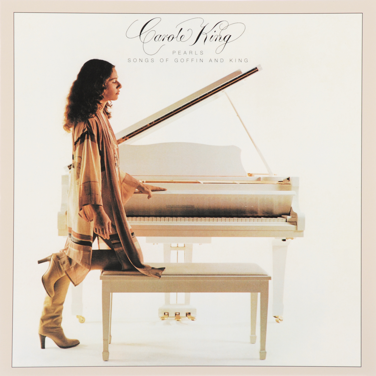 Кэрол Кинг Carole King. Pearls: Songs Of Goffin And King (LP) b b king king of the blues lp