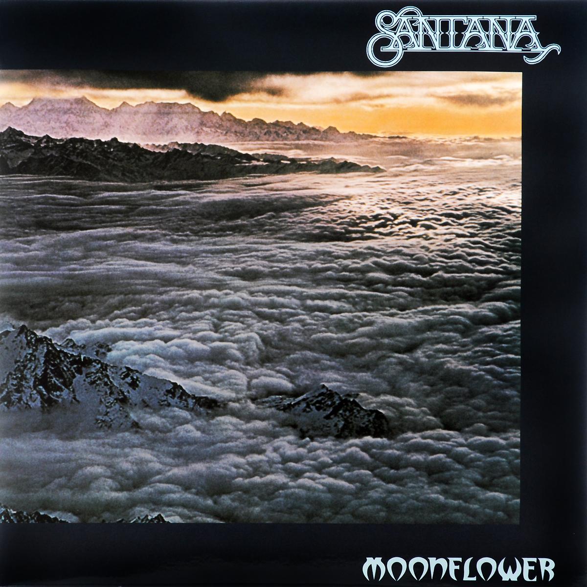 Карлос Сантана Santana. Moonflowe (2 LP) карлос сантана santana ultimate santana